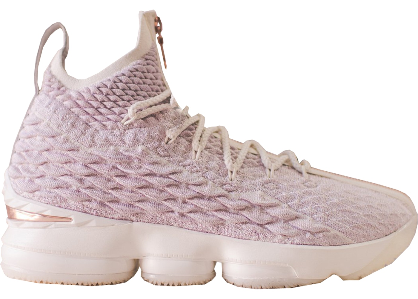 best authentic 486e6 5efe8 LeBron 15 Performance KITH Rose Gold