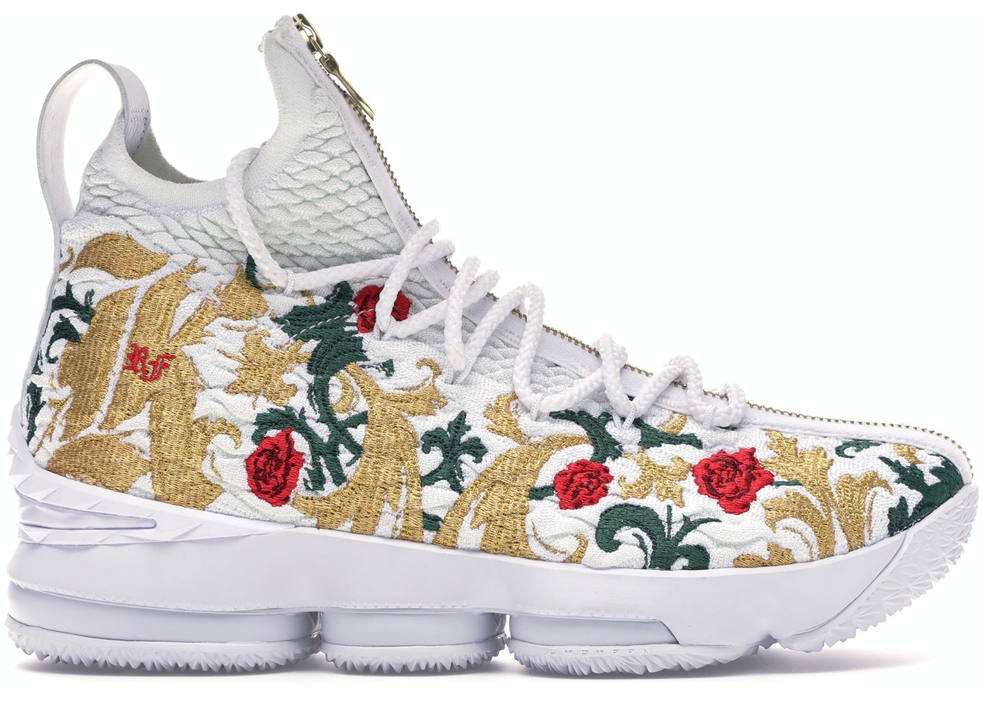 purchase cheap 810ca 8b7fc LeBron 15 Performance KITH King's Cloak