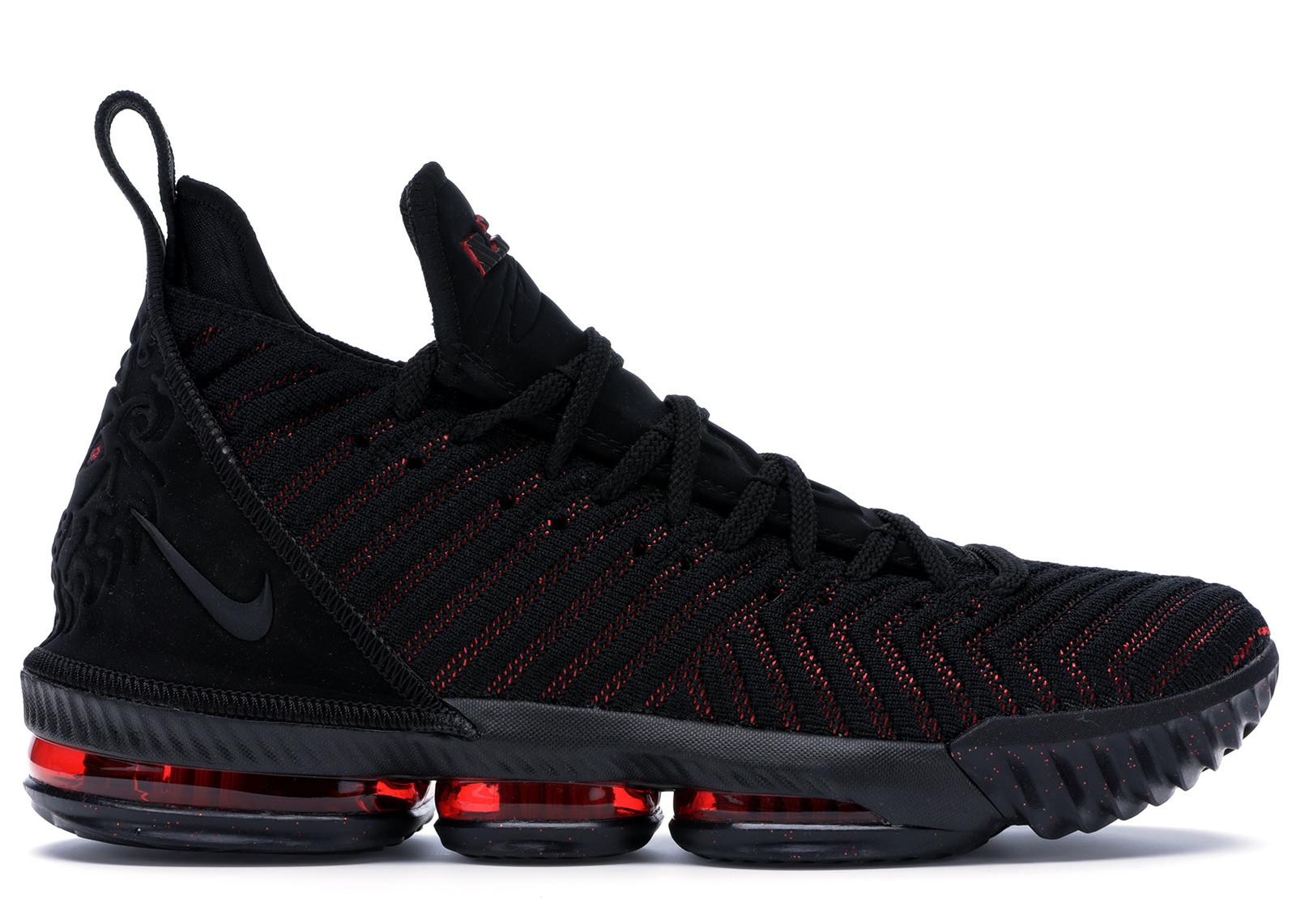 Pre-Owned Nike Lebron 16 Fresh Bred In