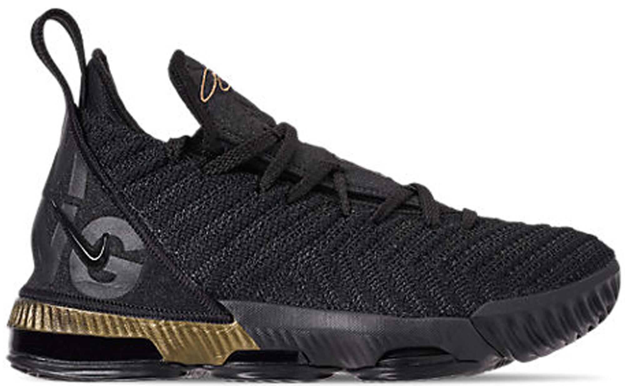 Nike LeBron 16 I'm King (GS) - AQ2465-007