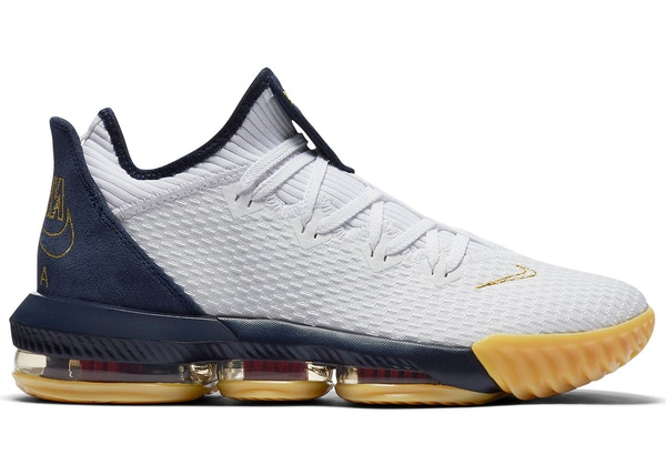 new product ed7ee 973f2 LeBron 16 Low Olympic