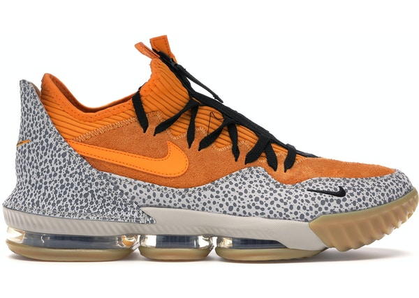 pretty nice 03400 5f6cb LeBron 16 Low Atmos Safari
