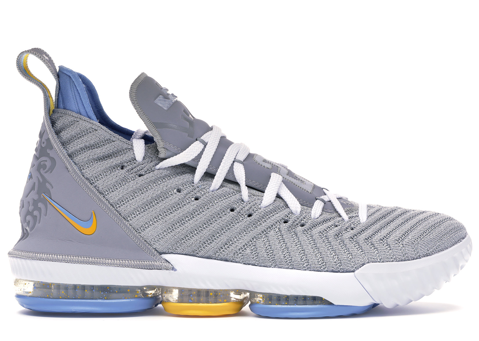 Nike LeBron 16 MPLS Lakers - CK4765-001