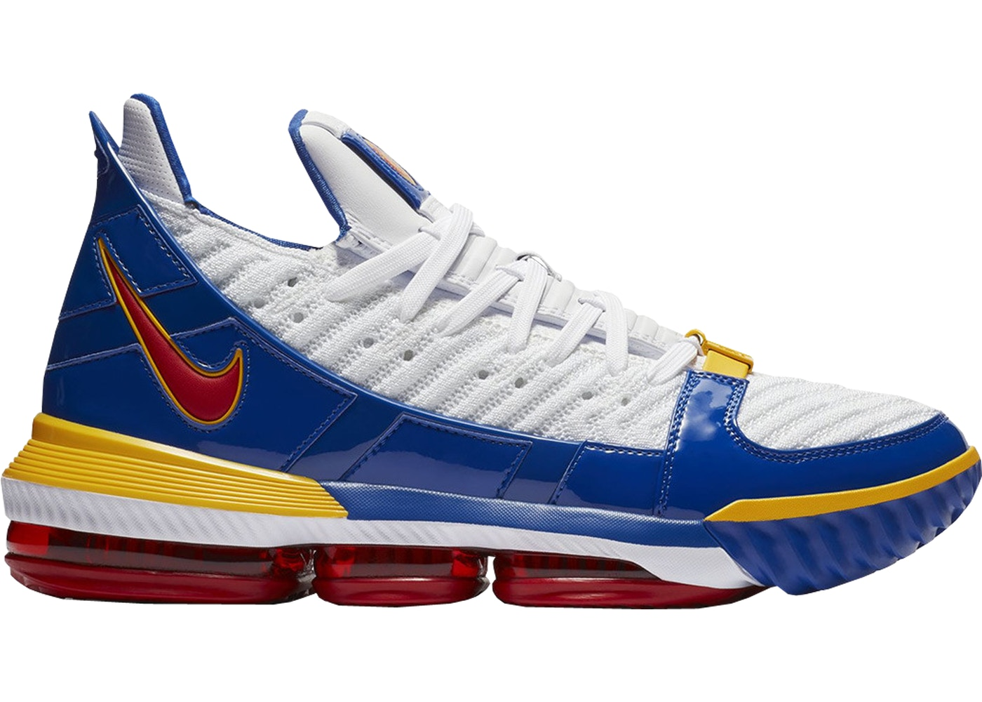 hot sale online 5861a ace8d LeBron 16 Superman SuperBron