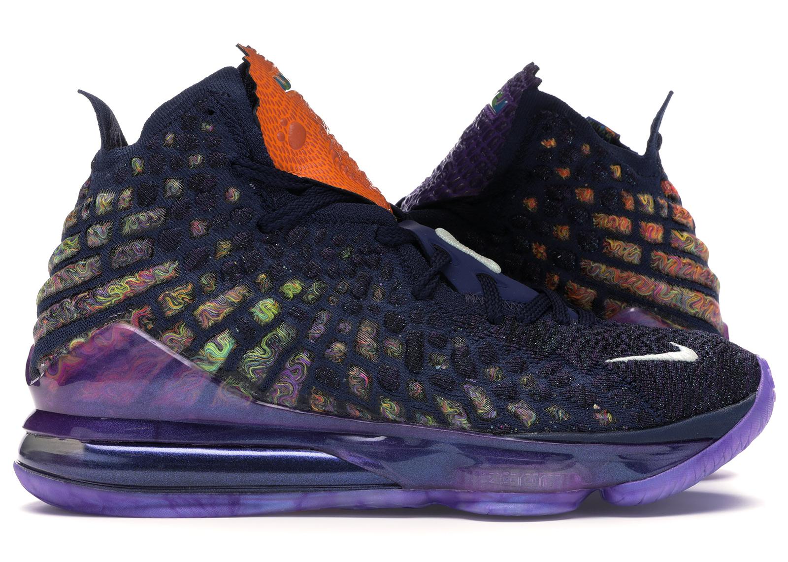 Nike LeBron 17 Monstars - CD5050-400