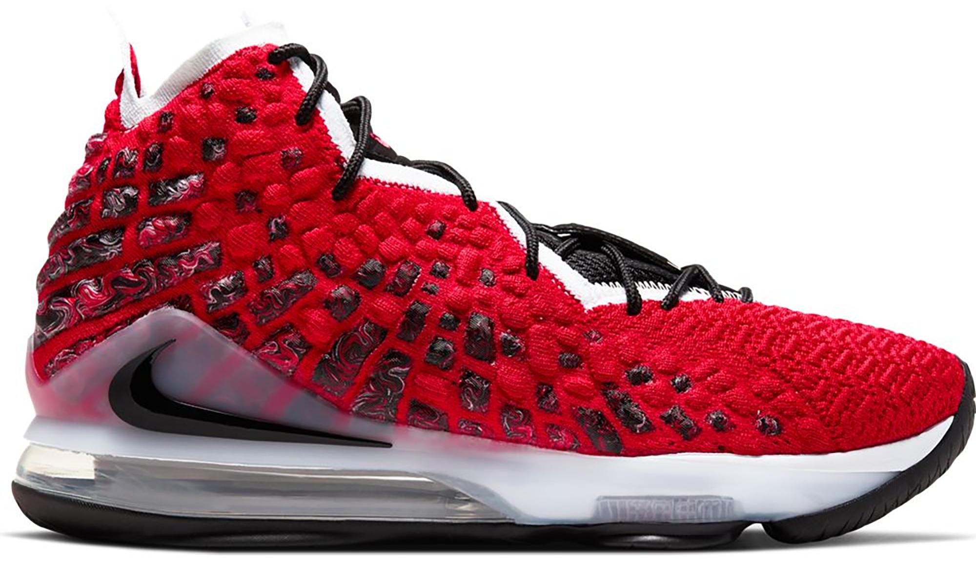 Nike LeBron 17 Uptempo - BQ3177-601