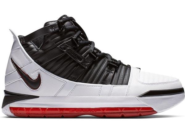 44980e3a340b Buy Nike LeBron 3 Shoes   Deadstock Sneakers