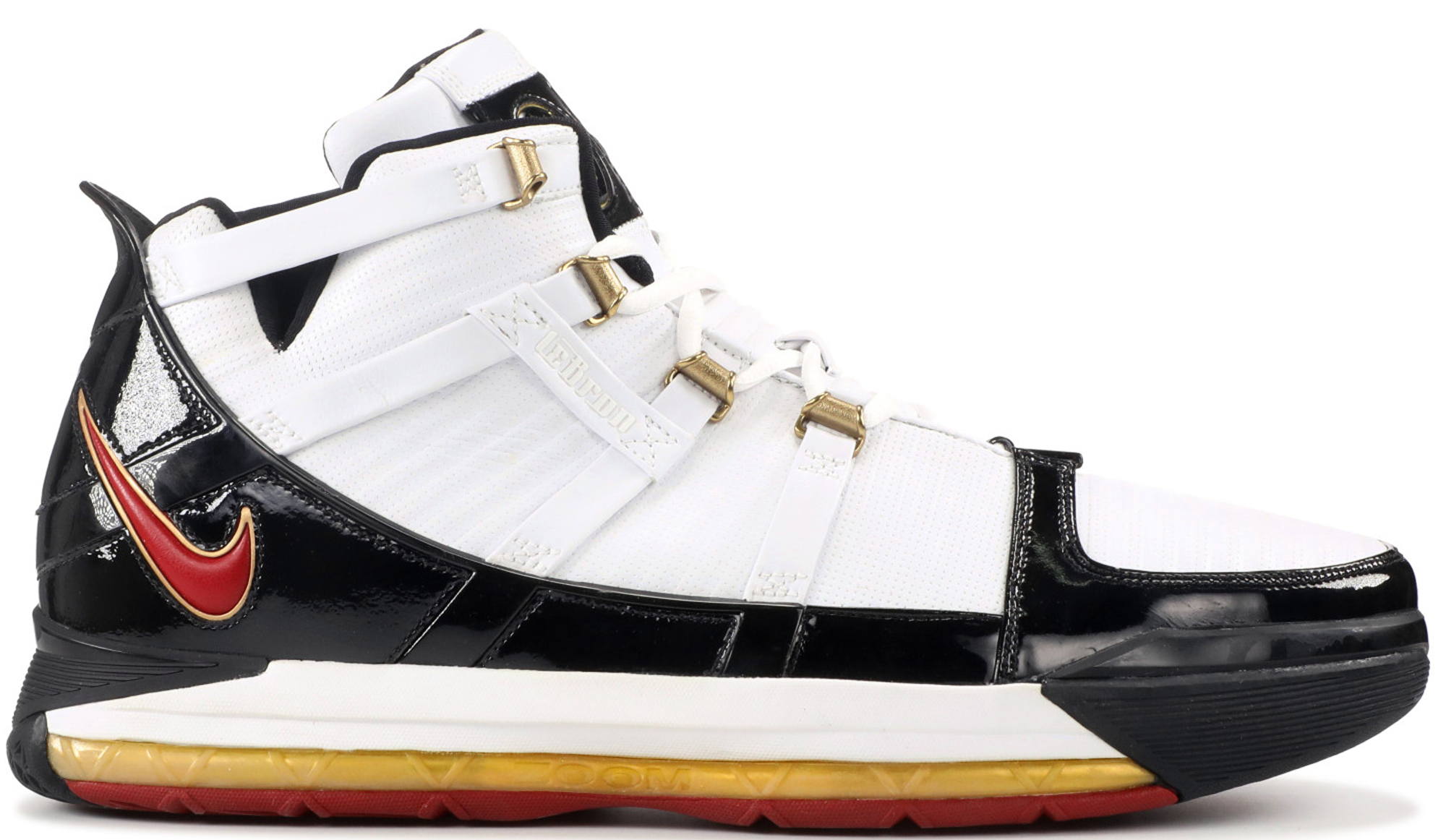 Nike LeBron 3 Remix Complex - Sneakers