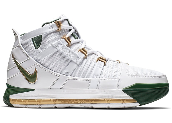 87f0d158789 Buy Nike LeBron 3 Shoes   Deadstock Sneakers