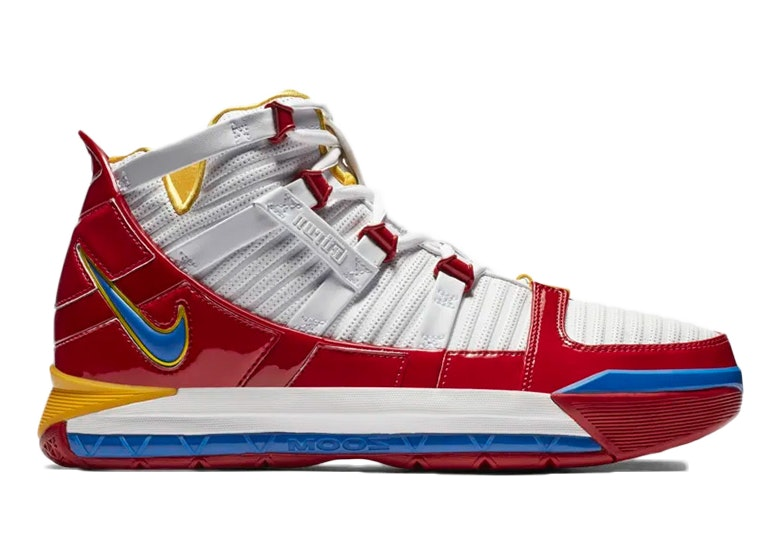LeBron 3 Superman Red (2019)