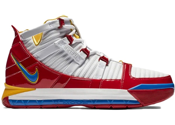 best sneakers 66732 53234 Nike LeBron 3 Shoes - Release Date