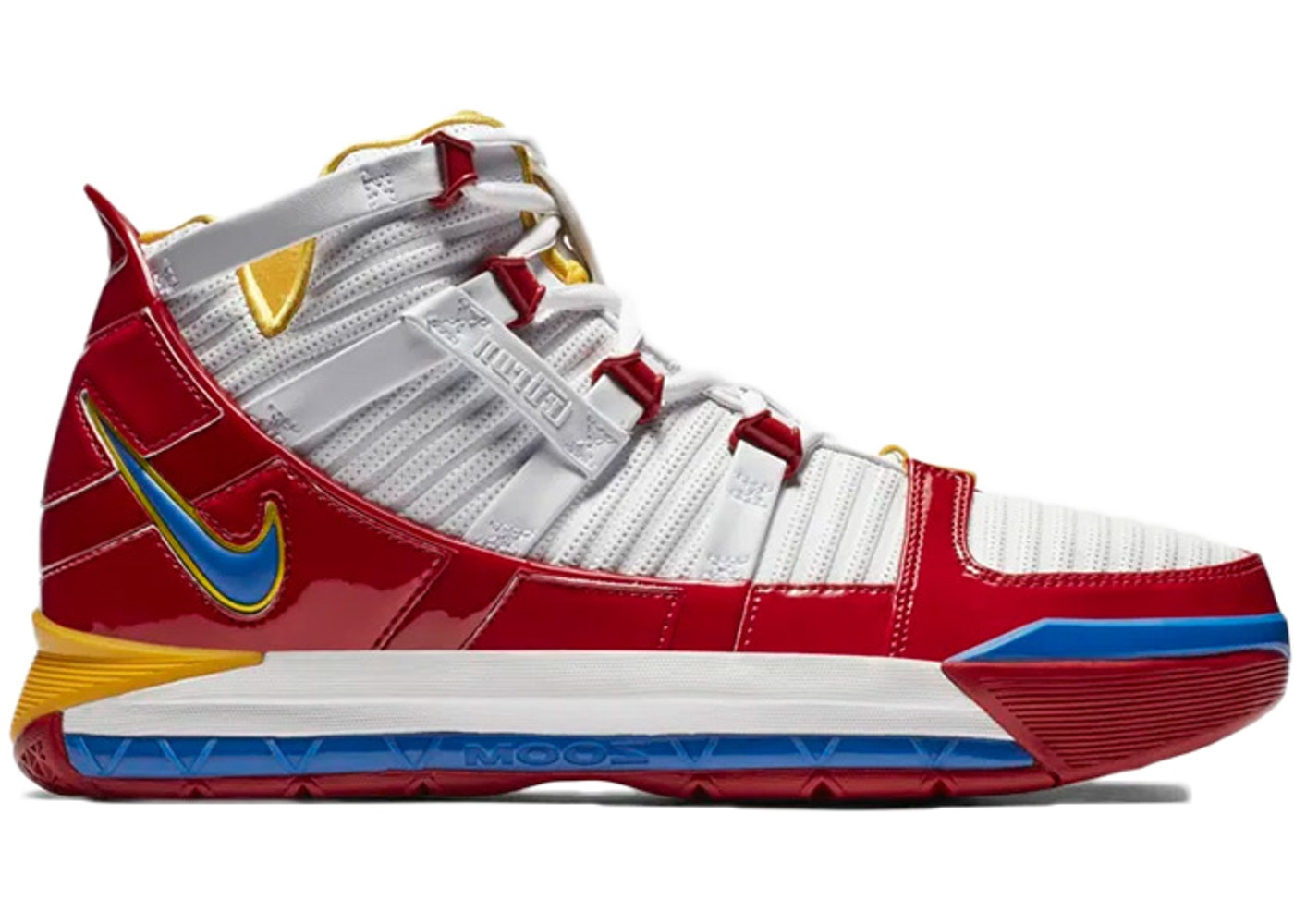 buy online 838e4 21457 LeBron 3 Superman Red (2019) - AO2434-100