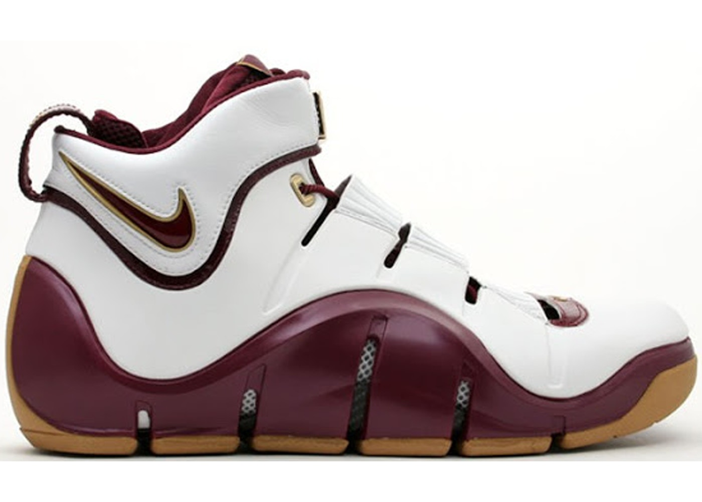 half off 9d743 db189 Nike LeBron 4 Shoes - Release Date