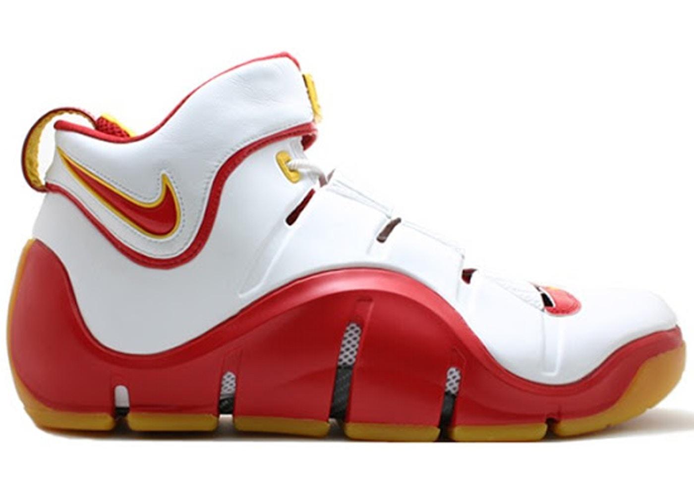 42bf102fefa Buy Nike LeBron 4 Shoes   Deadstock Sneakers