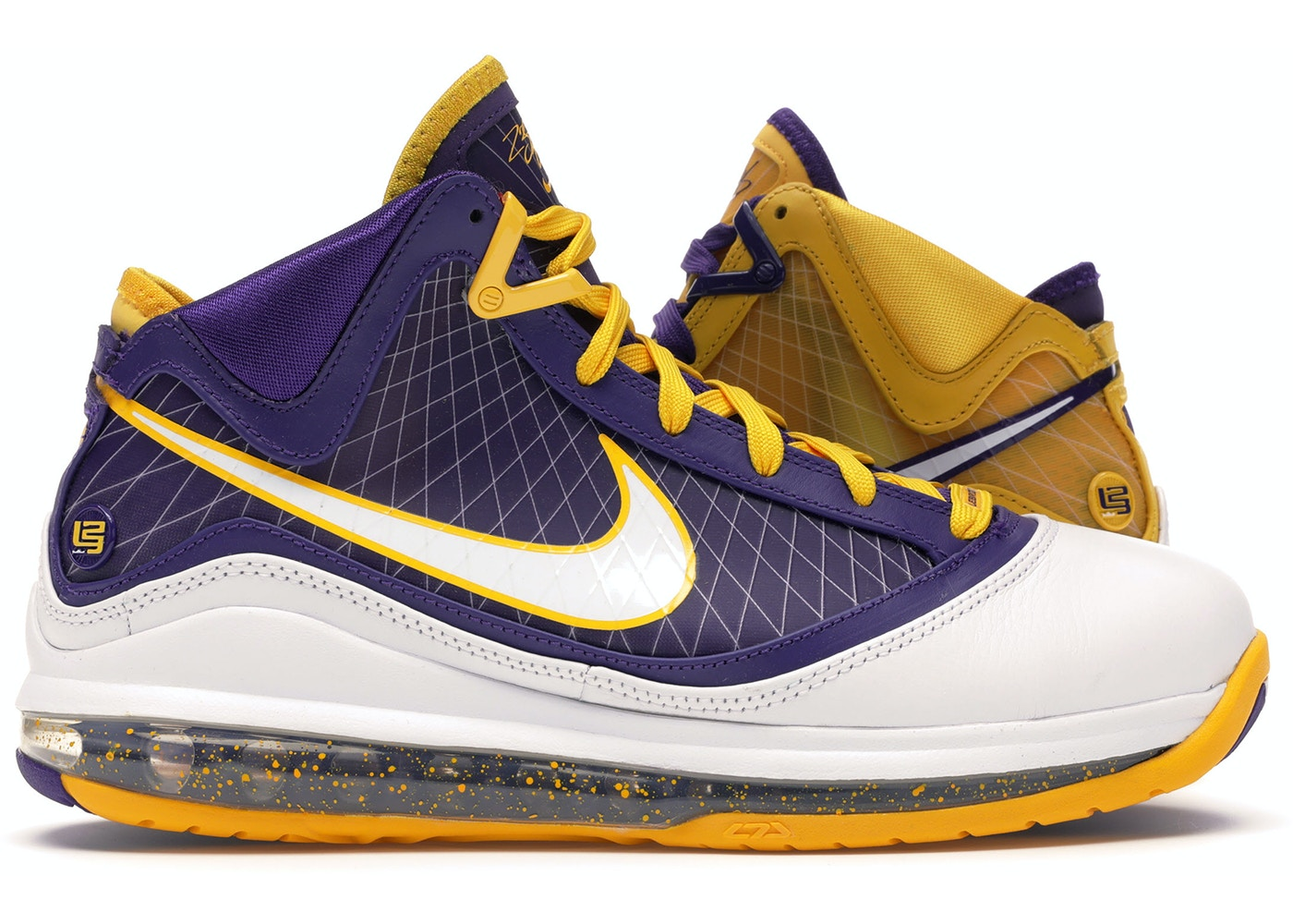 Nike Lebron 7 Media Day Cw2300 500