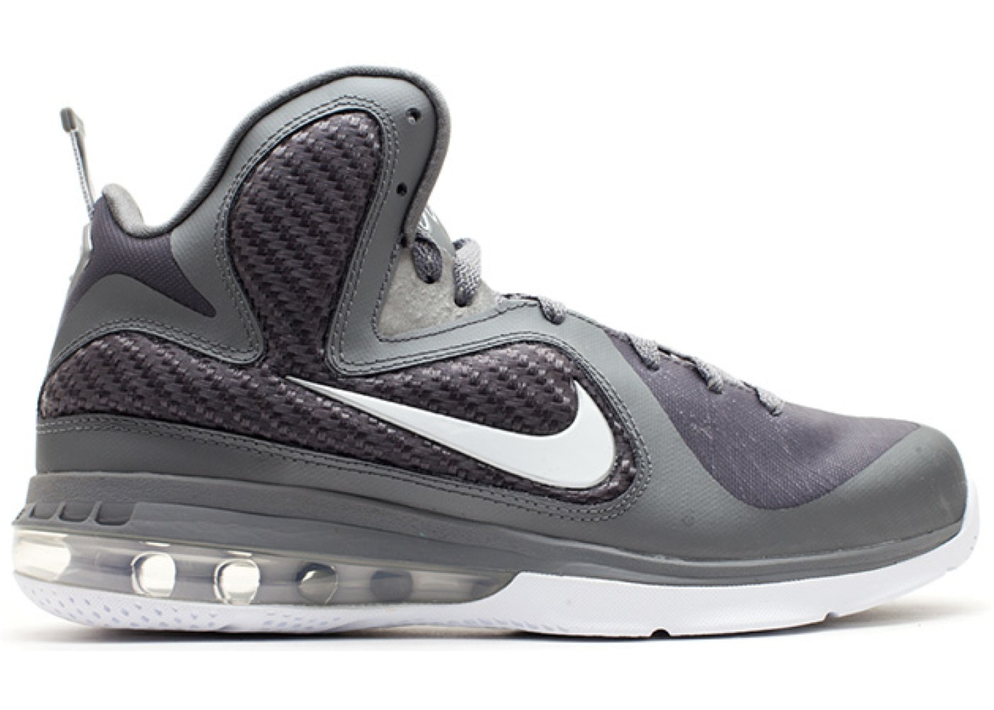 online retailer e0ee0 f0476 Nike LeBron 9 Cool Grey (GS) - 472664-005