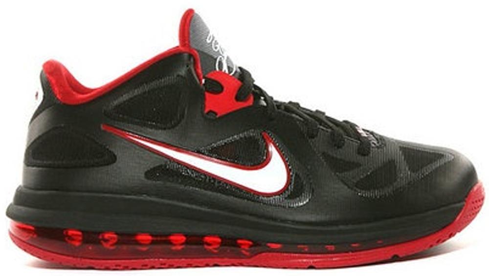 Nike LeBron 9 Low Bred - 510811-003