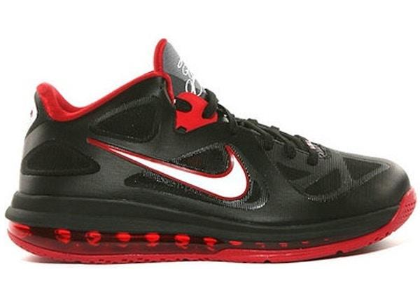 big sale d472f 6d078 Nike LeBron 9 Low Bred - 510811-003