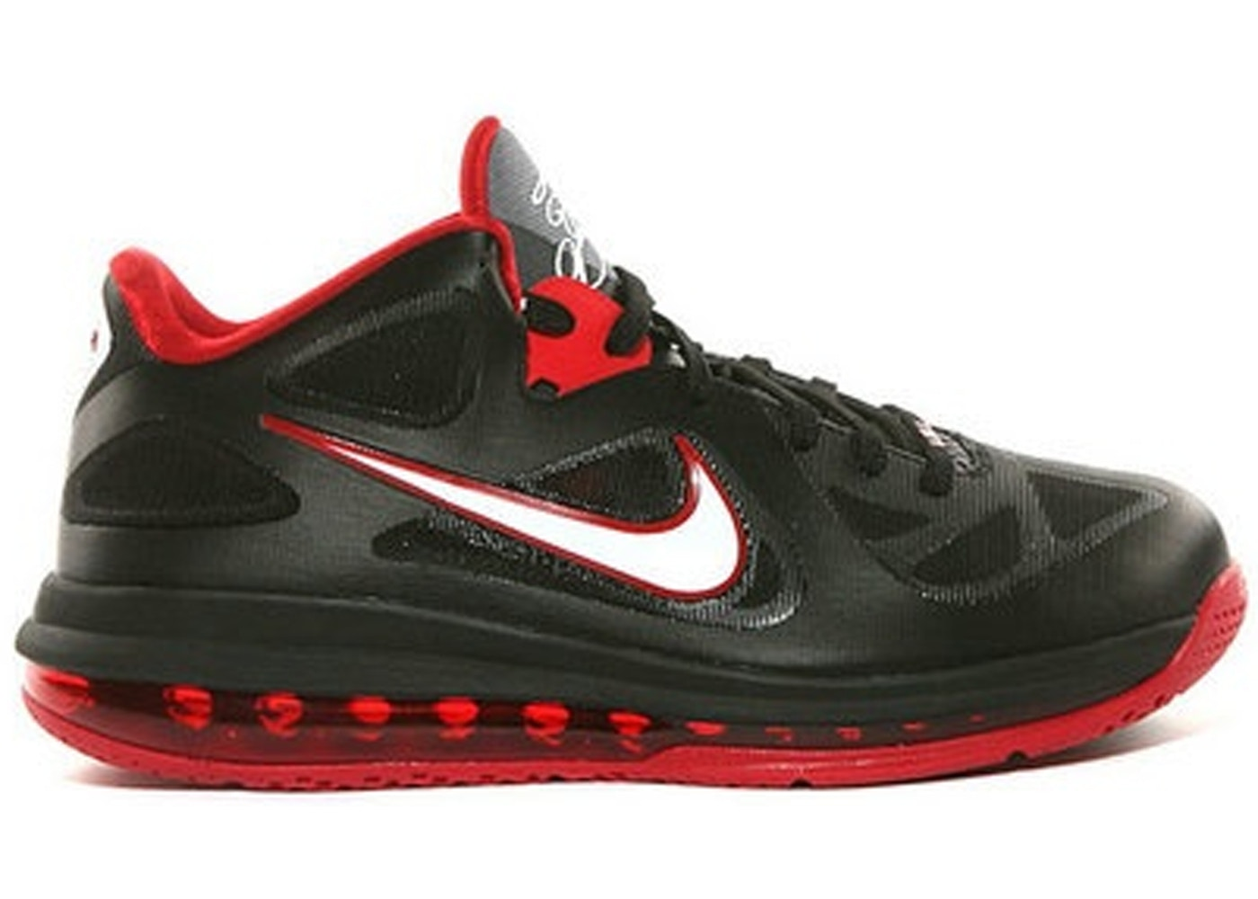 competitive price 095bc fffad Nike LeBron 9 Low Bred