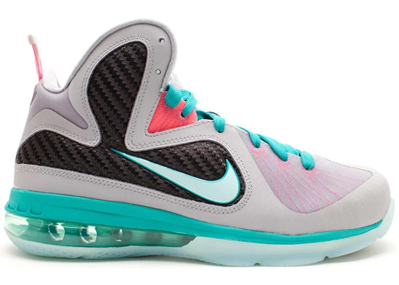 los angeles ed949 08dd5 Nike LeBron 9 Shoes - Average Sale Price