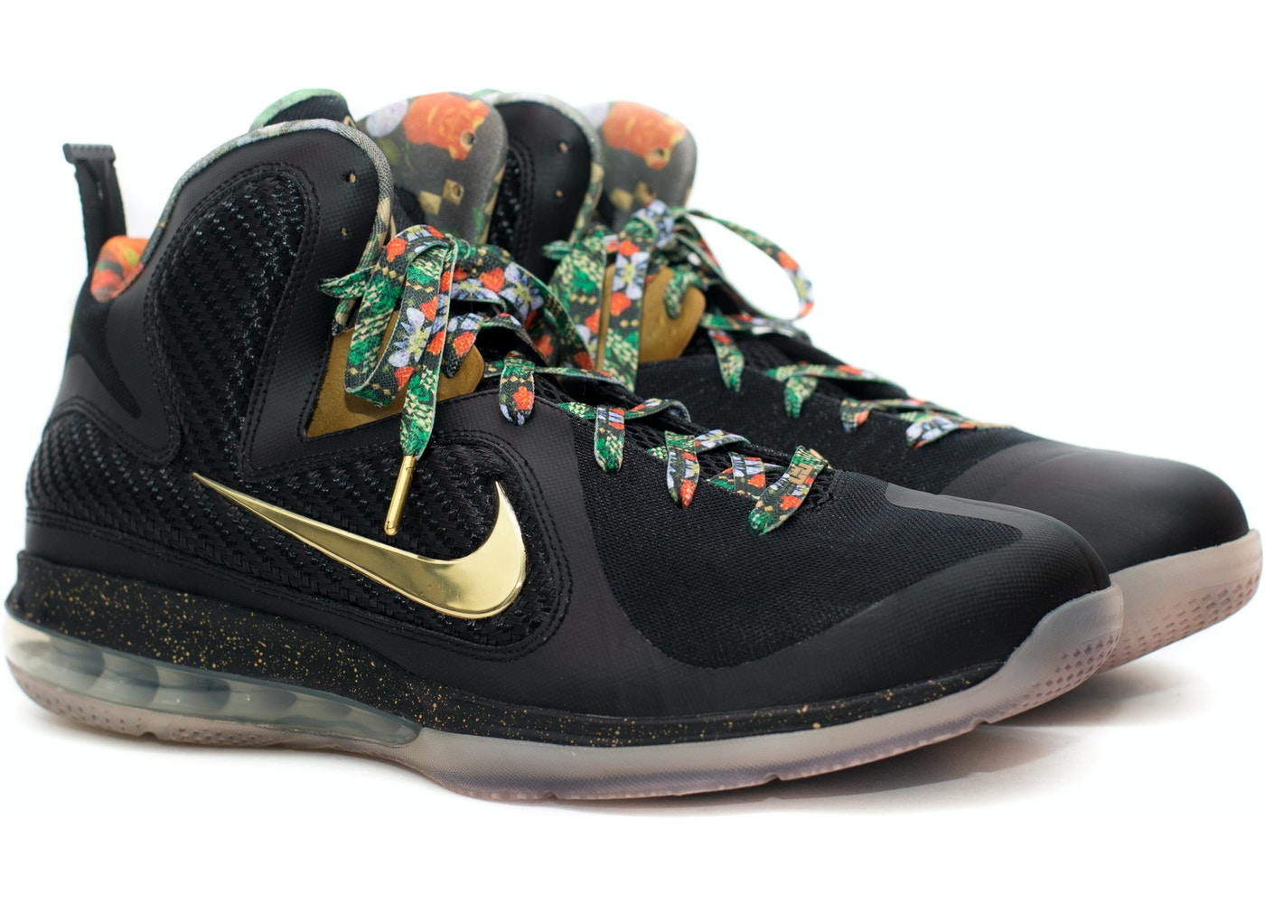 LeBron 9 Watch the Throne (sz 14) ac5cec60e