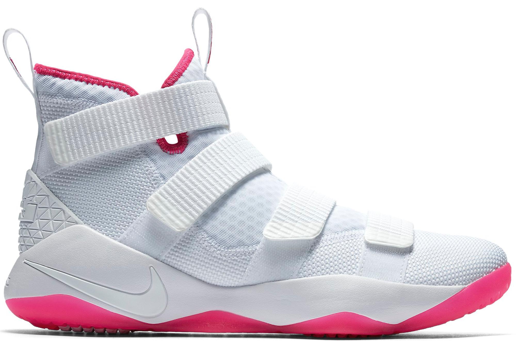 Nike LeBron Soldier 11 Kay Yow - 897644-102