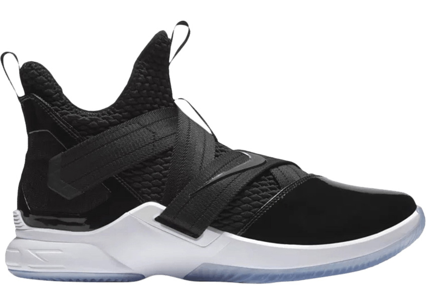 big sale 2149e de61c Nike LeBron Soldier 12 SFG Black