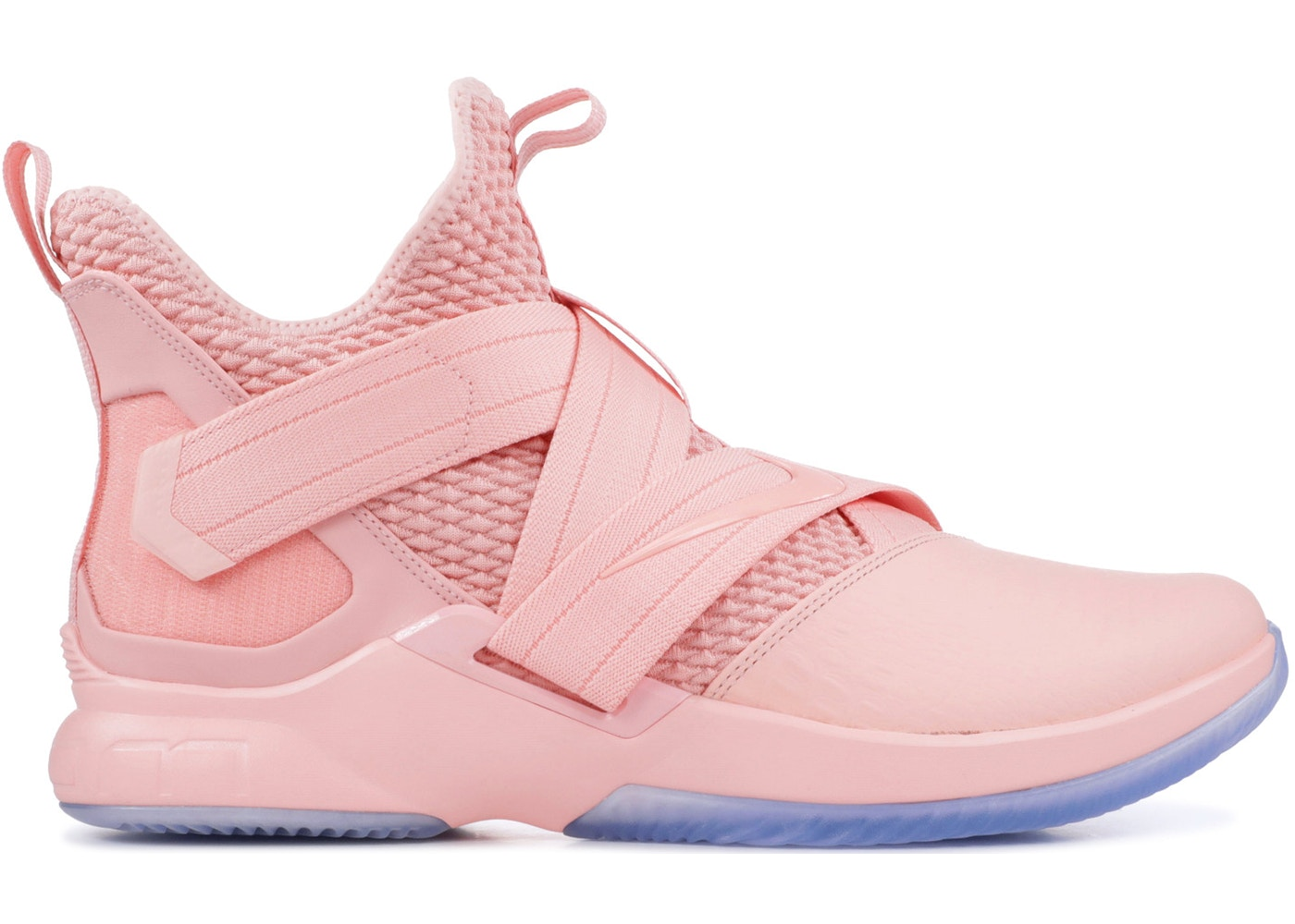Nike LeBron Soldier 12 Soft Pink - AO4054-900