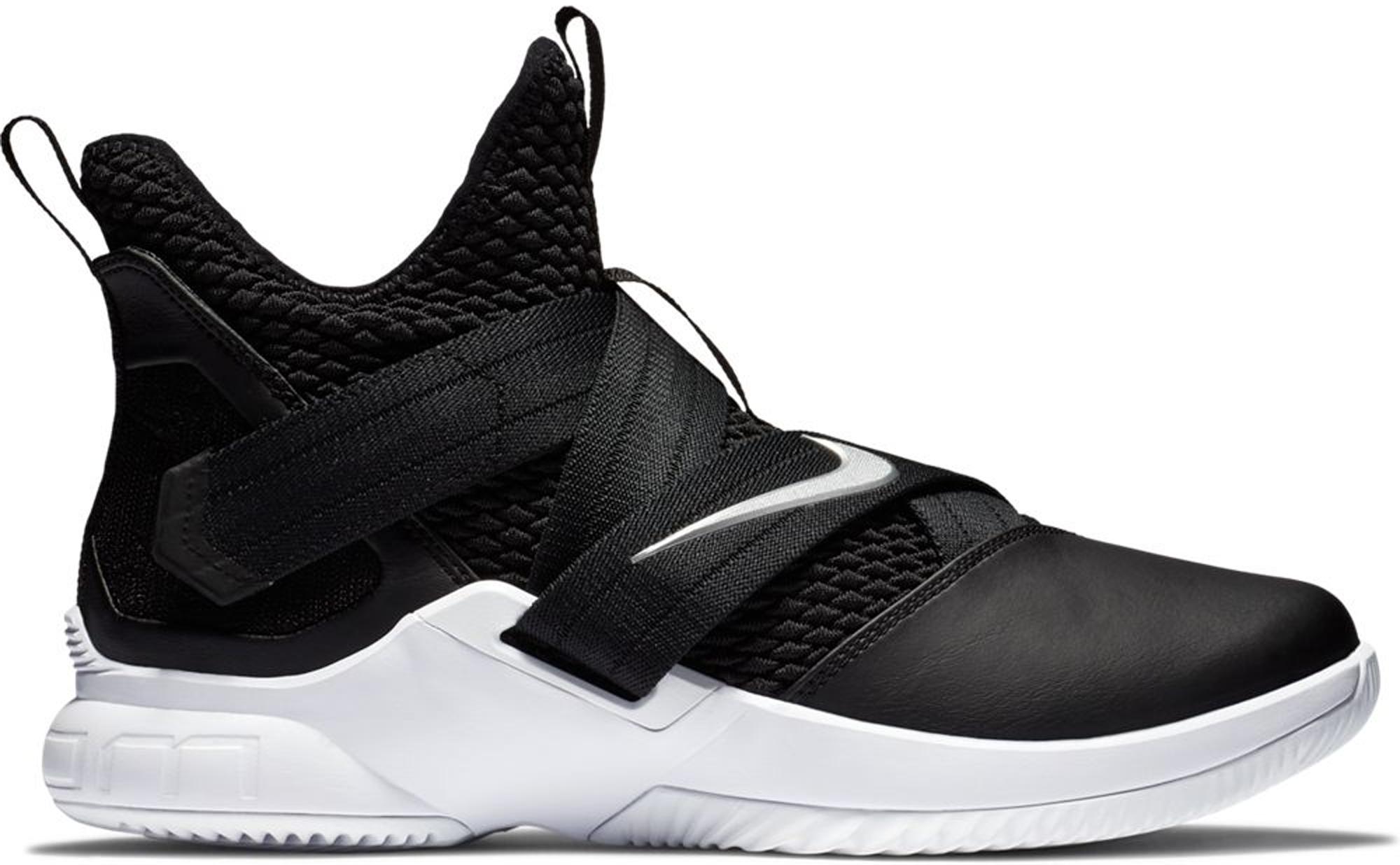 Nike LeBron Soldier 12 TB Black White