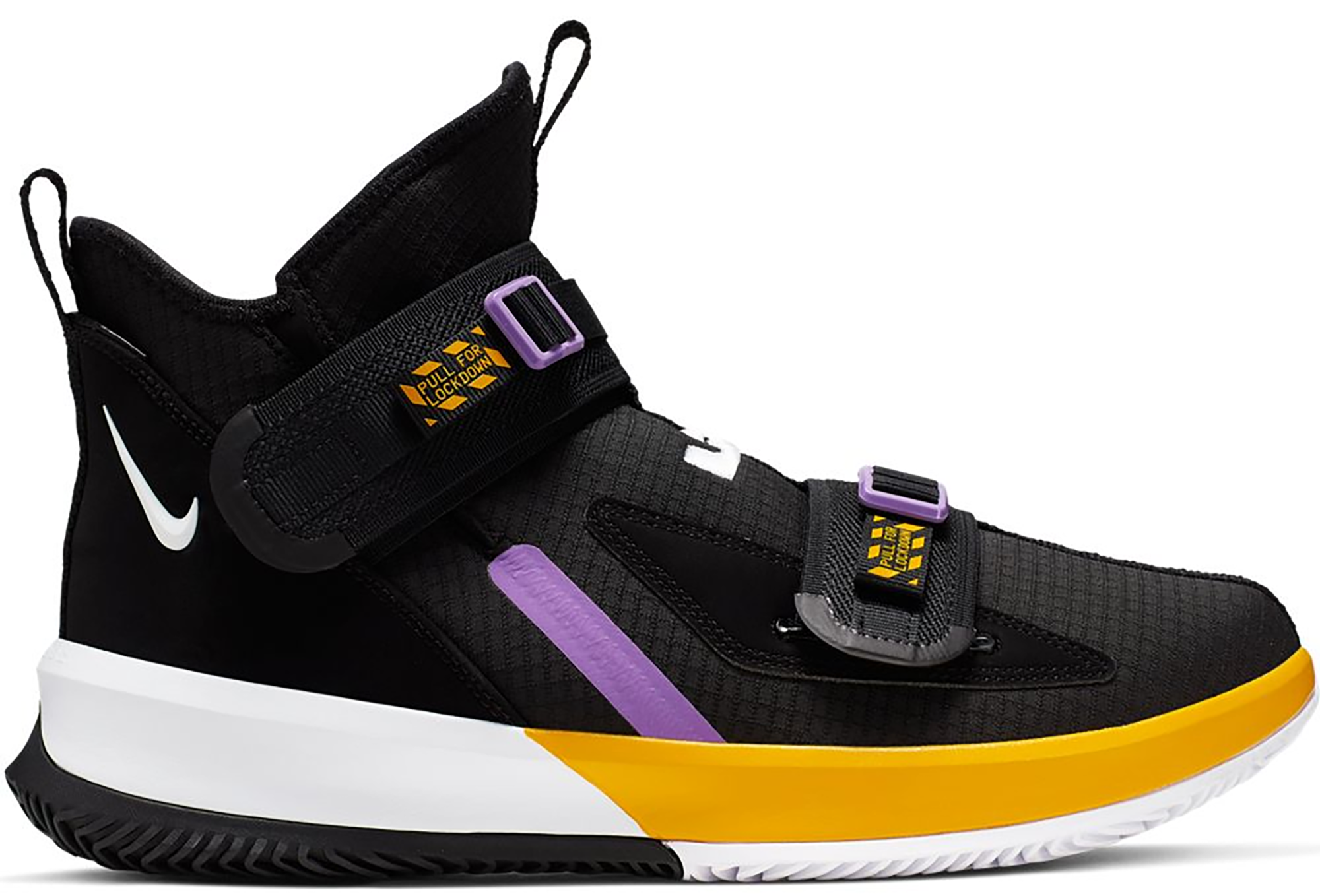 Nike LeBron Soldier 13 Lakers - AR4228-004