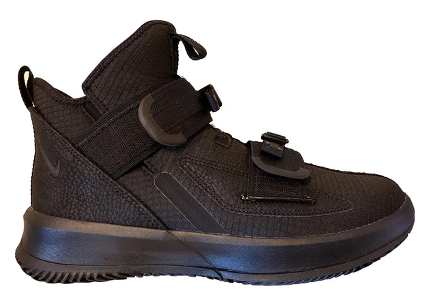 Nike LeBron Soldier 13 SFG Triple Black