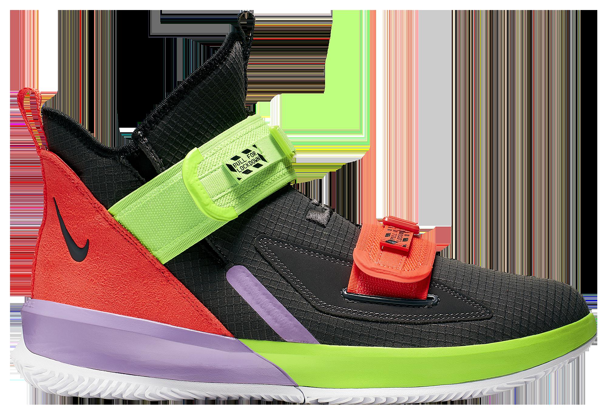 Nike LeBron Soldier 13 Thunder Grey