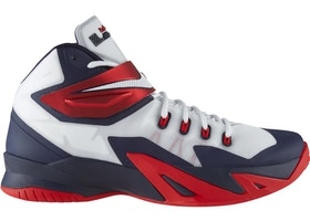 the latest a5676 ddbf7 LeBron Soldier 8 USA