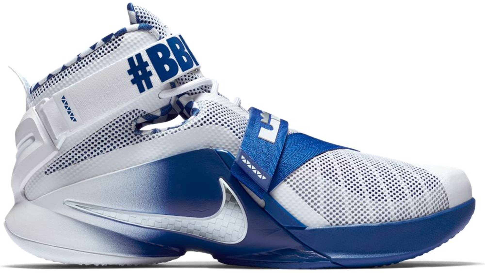 Nike LeBron Soldier 9 Kentucky - 749490-104