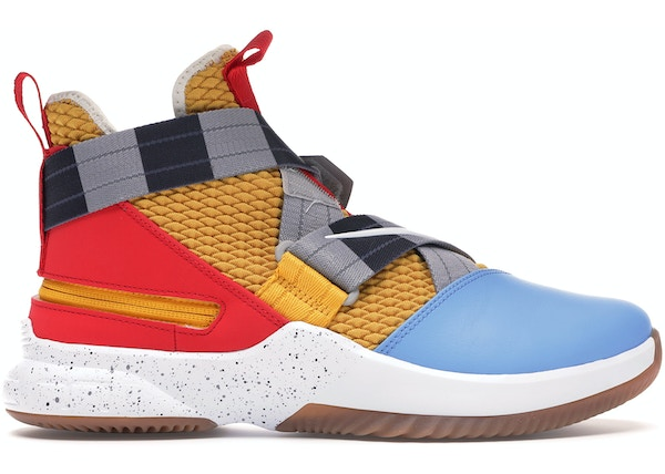 new product 075e3 6ab51 LeBron Soldier 12 Flyease Arthur