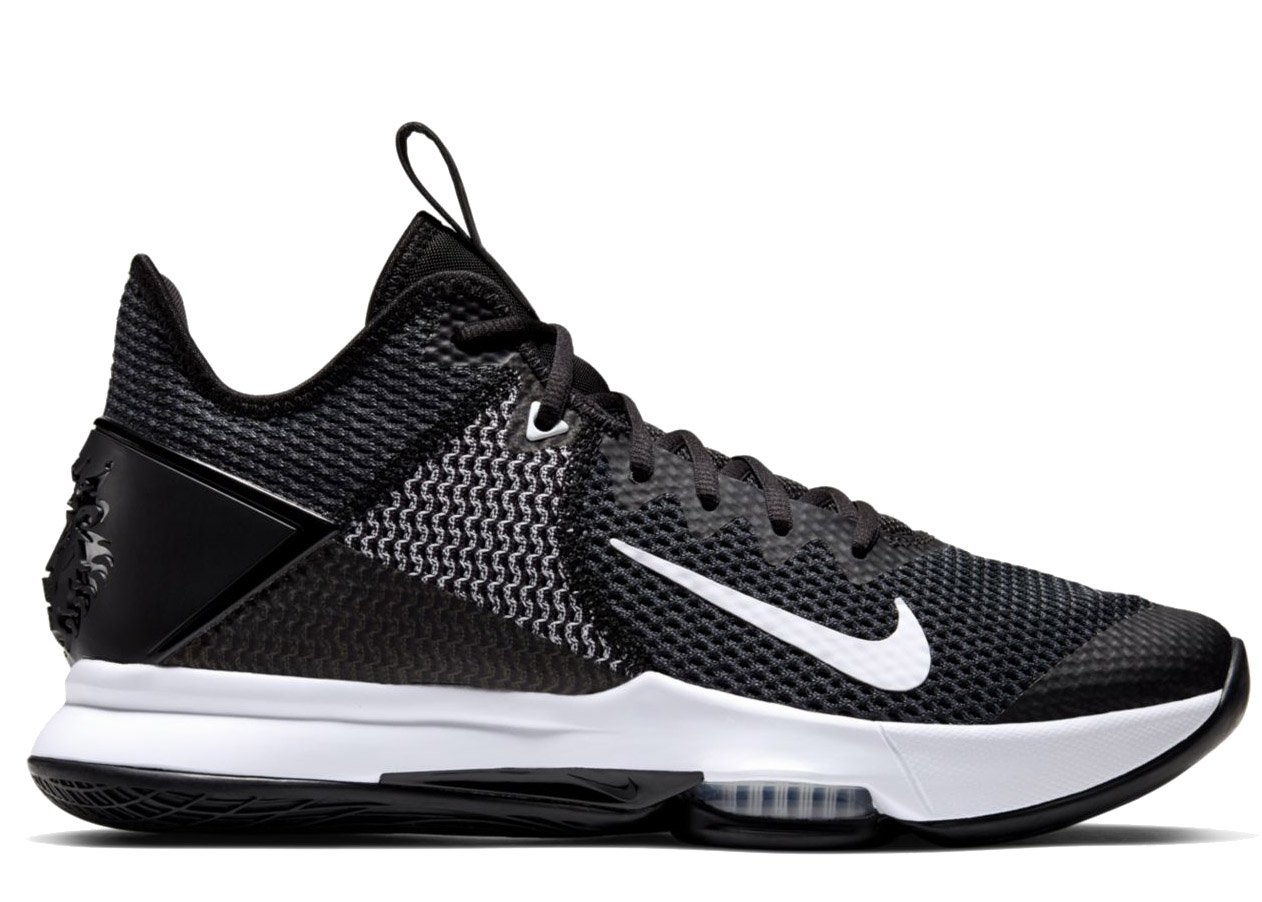 Nike LeBron Witness 4 Black - BV7427-001