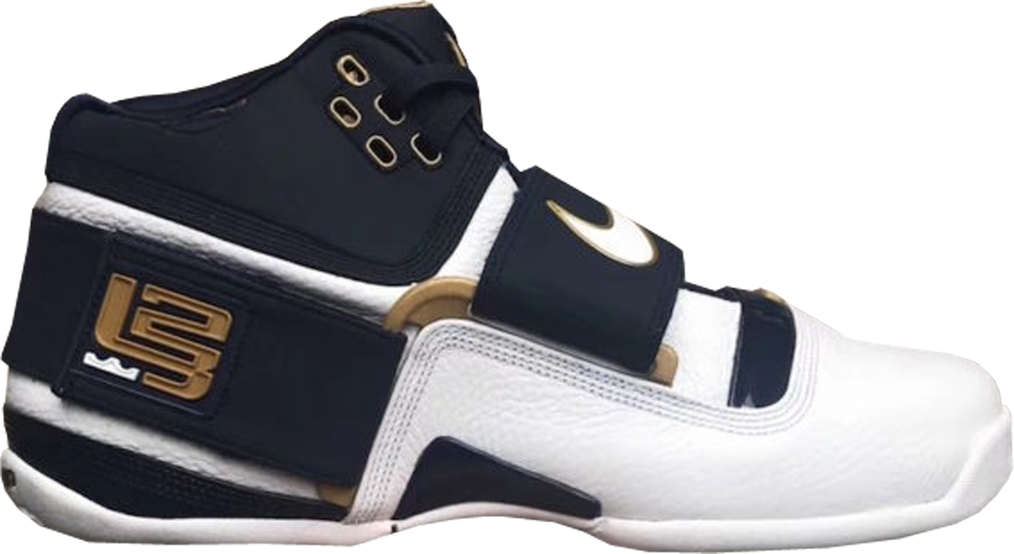 LeBron Zoom Soldier 1 Think 16 (30 Straight)