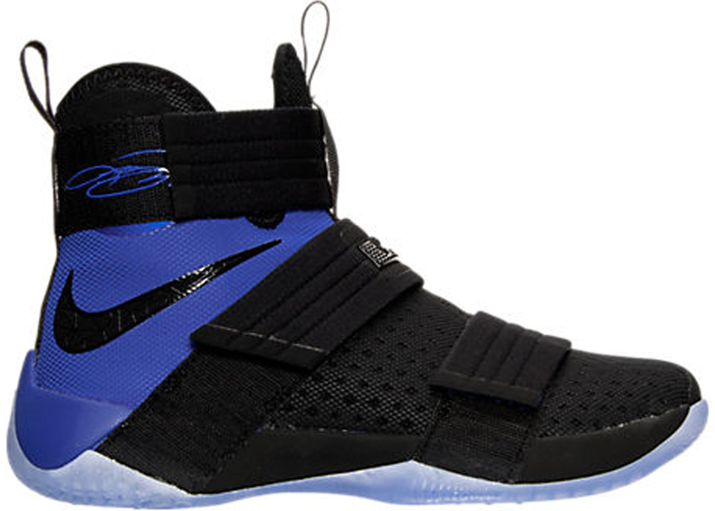 half off 80451 98f2c Sell. or Ask. Size: 11. View All Bids. LeBron Zoom Soldier 10 Black Royal
