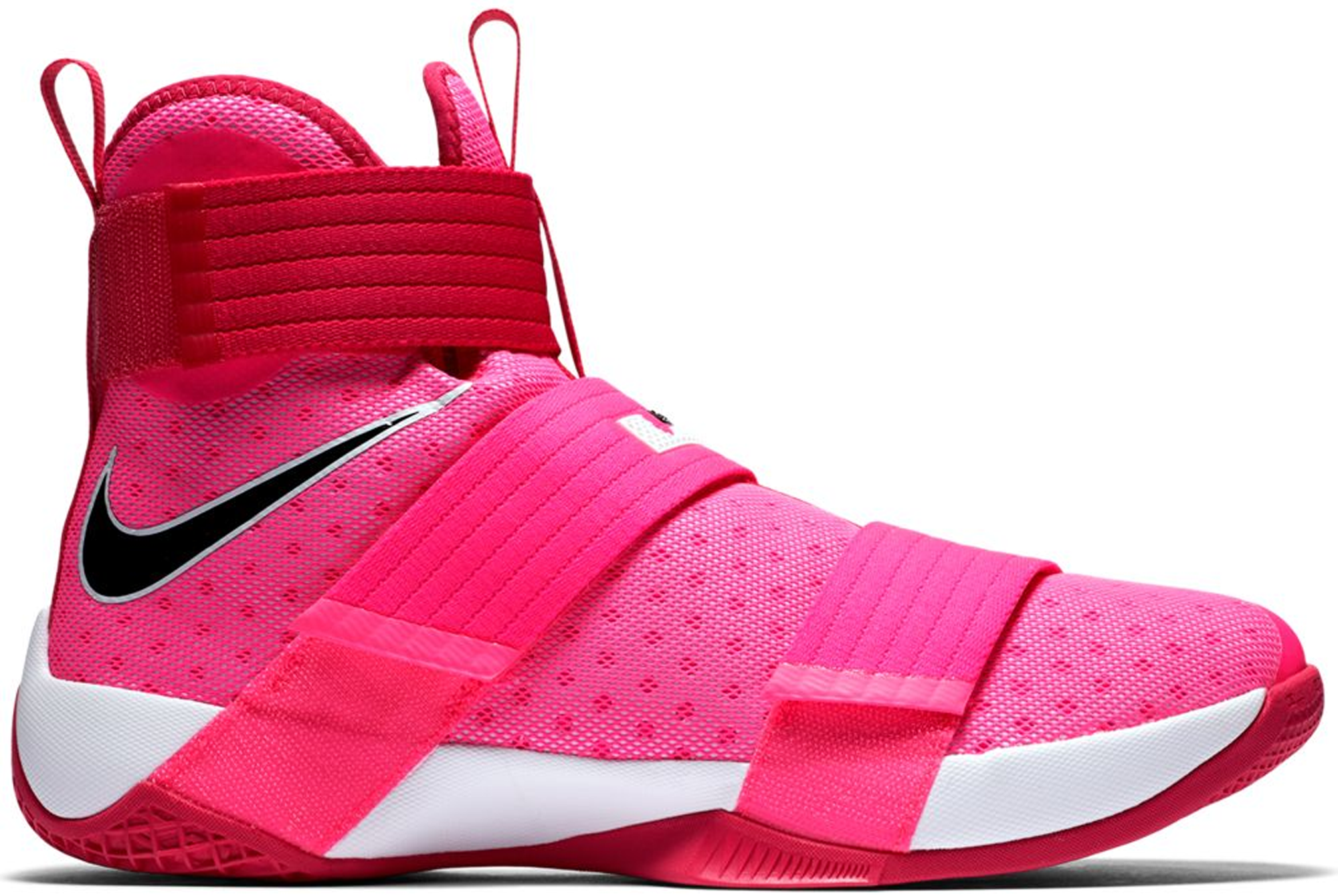 Nike LeBron Zoom Soldier 10 Think Pink