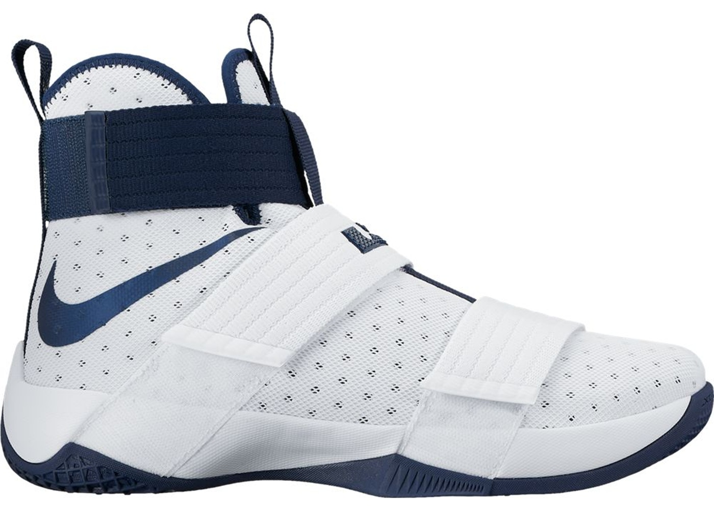 super popular b2ec4 6652e Sell. or Ask. Size 9. View All Bids. LeBron Zoom Soldier 10 White ...