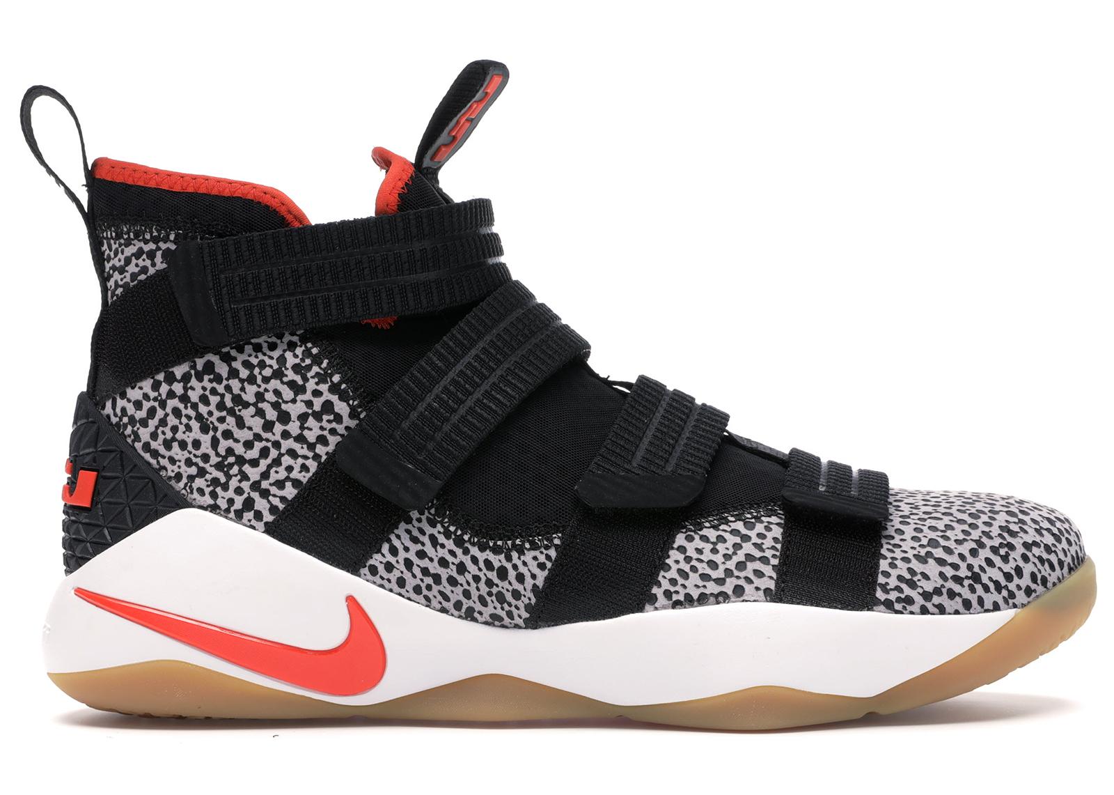 Nike LeBron Zoom Soldier 11 Safari