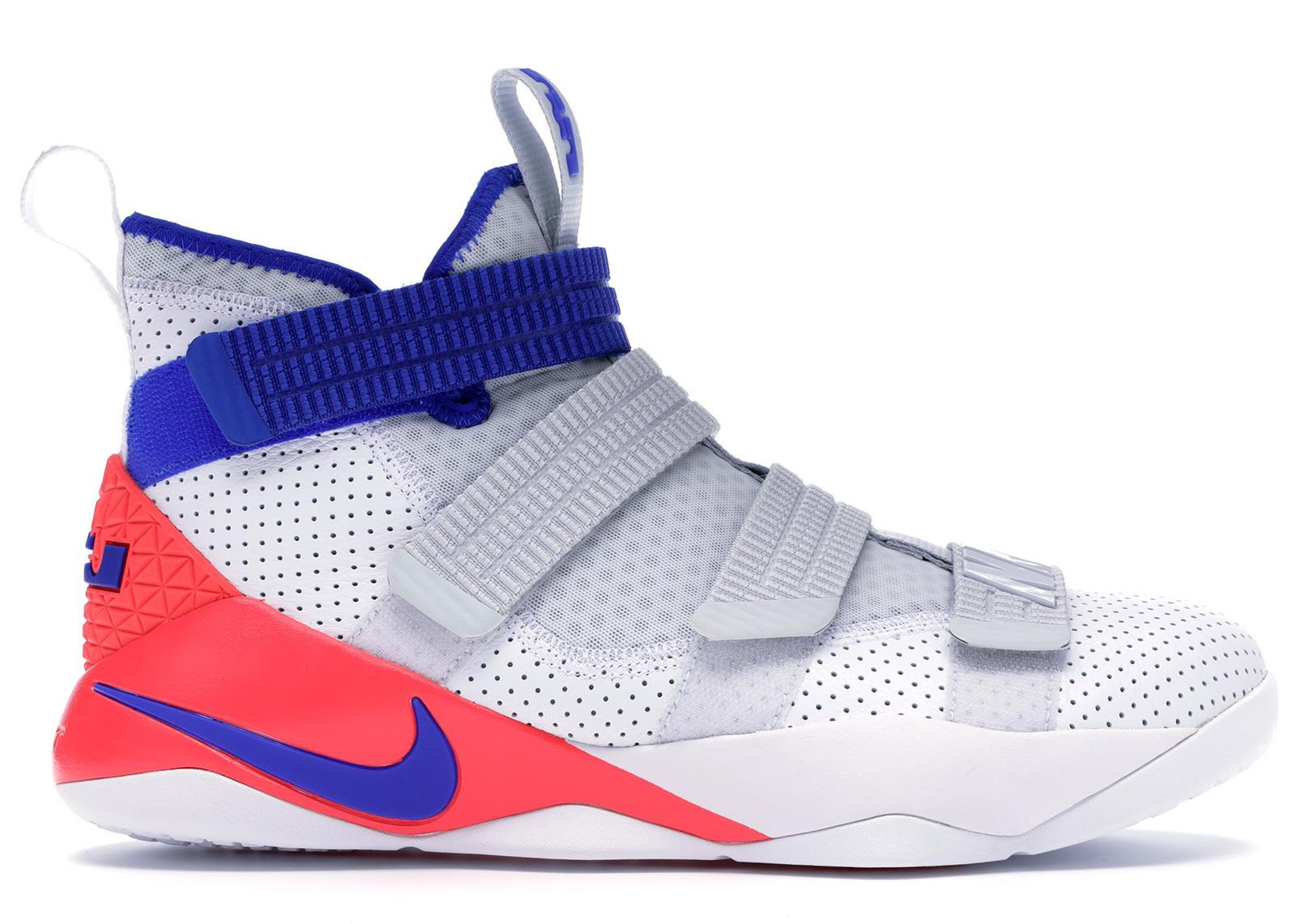 Nike LeBron Zoom Soldier 11 Ultramarine