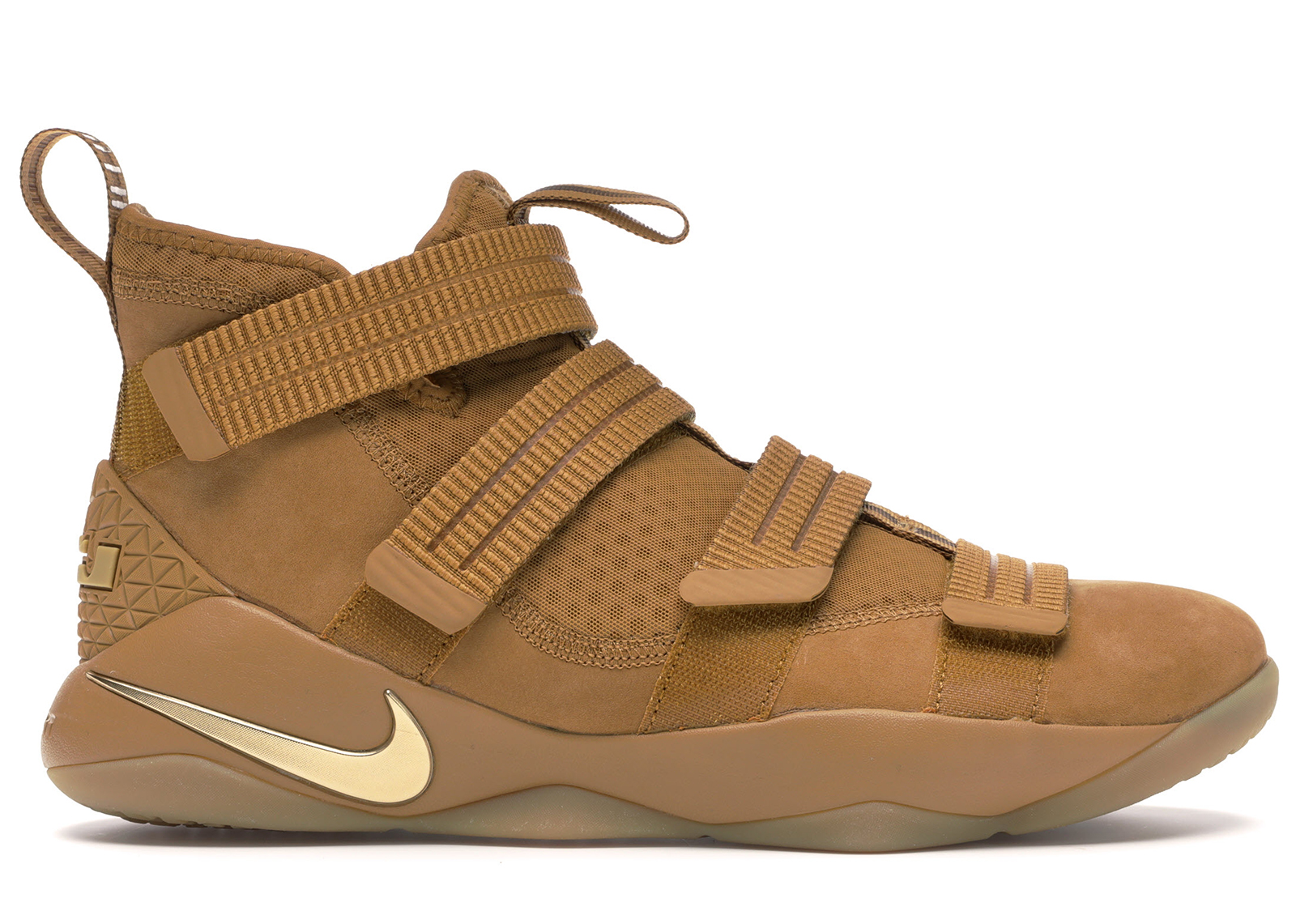 Nike LeBron Zoom Soldier 11 Wheat