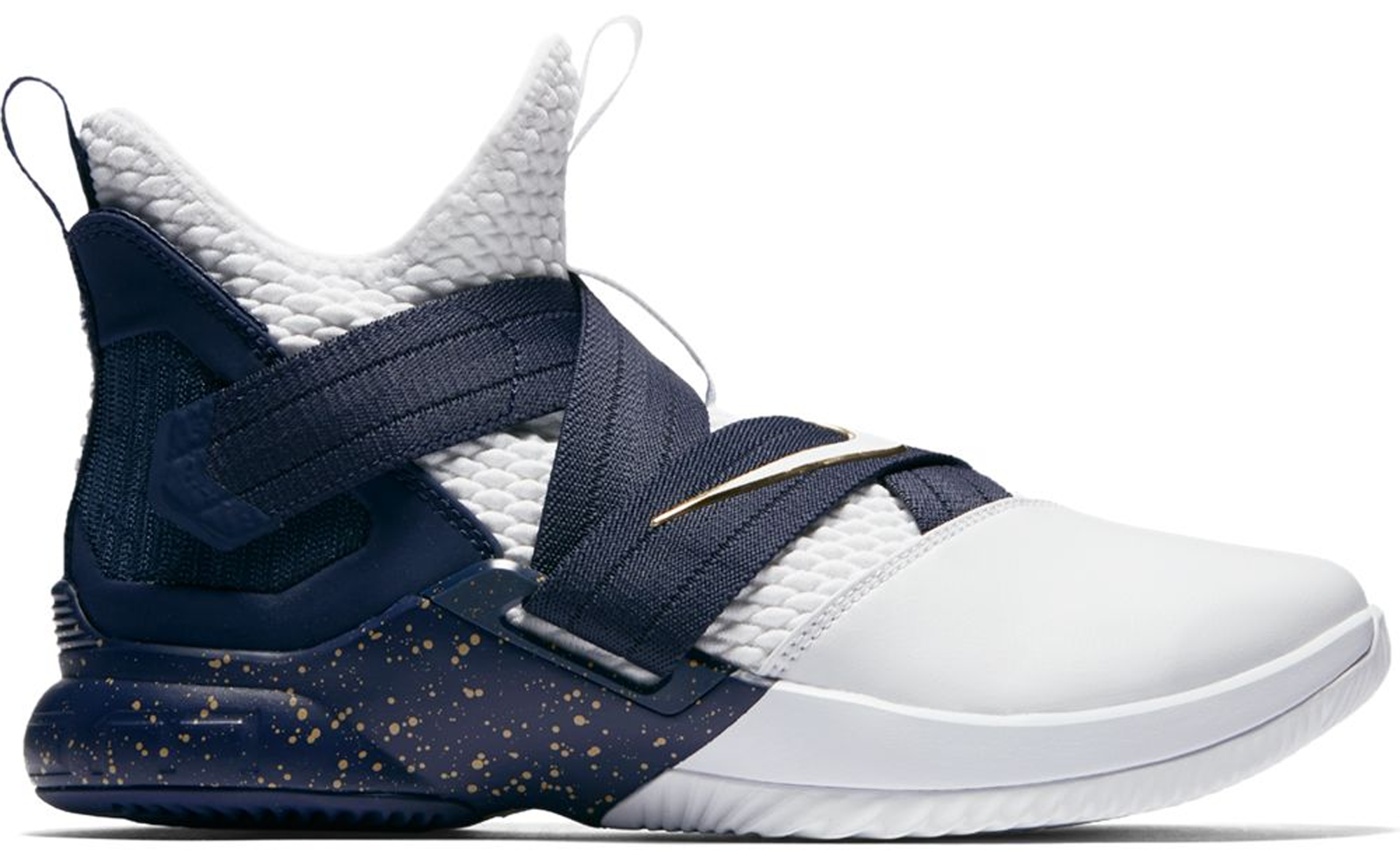 Nike LeBron Zoom Soldier 12 25 Straight