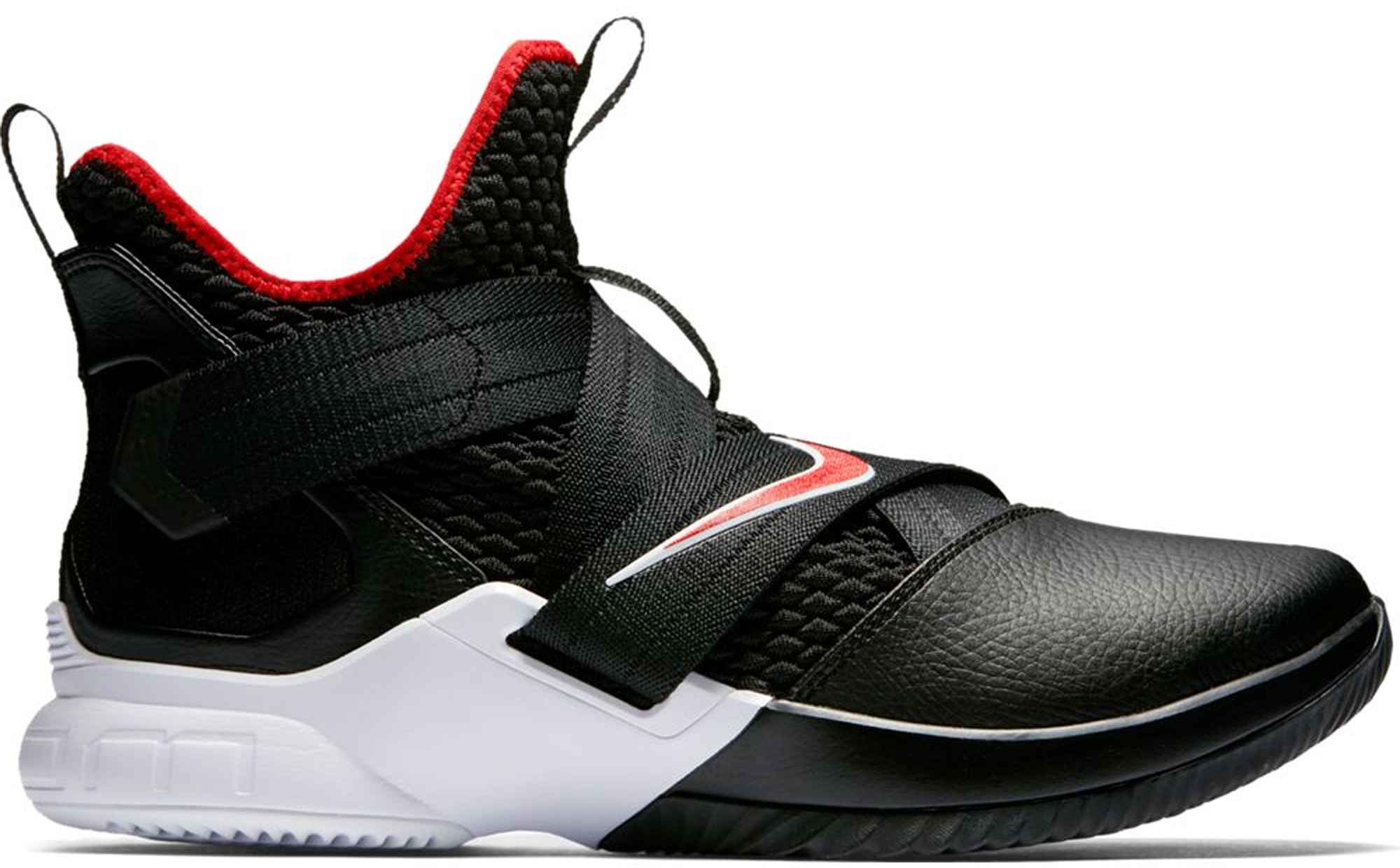LeBron Zoom Soldier 12 Bred