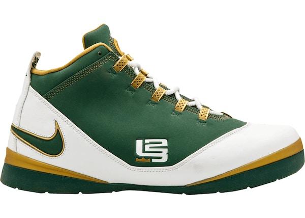 f4b0172b6f367 Nike LeBron Zoom Soldier 2 SVSM Away - 336210-131