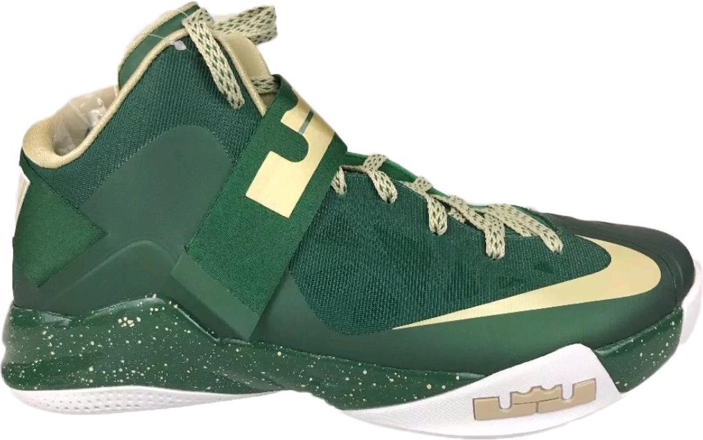 Nike LeBron Zoom Soldier 6 SVSM Away PE