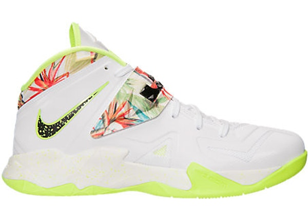 sports shoes a4196 63fb9 LeBron Zoom Soldier 7 King s Pride - 599264-103