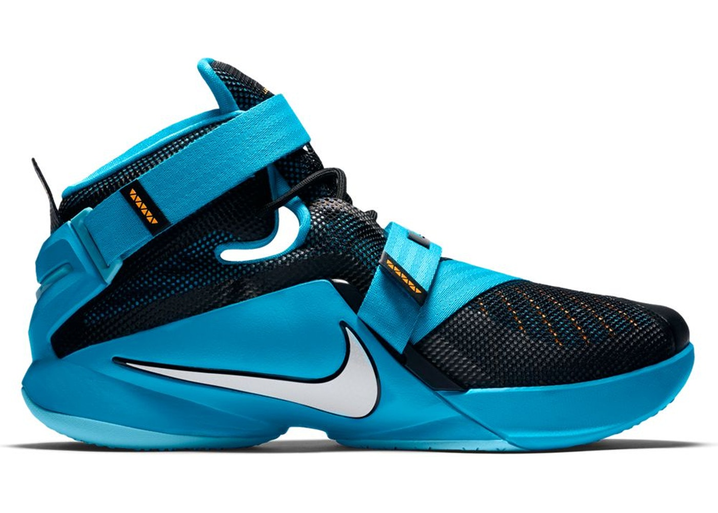 0fa56bb35fb1 Sell. or Ask. Size --. View All Bids. LeBron Zoom Soldier 9 ...