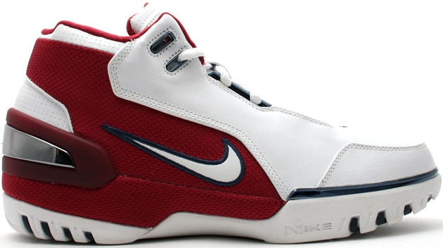 LeBron 1 Air Zoom Generation First Game